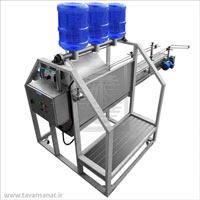 بطری شوی 20 لیتری آب |ماشین سازی توان صنعت