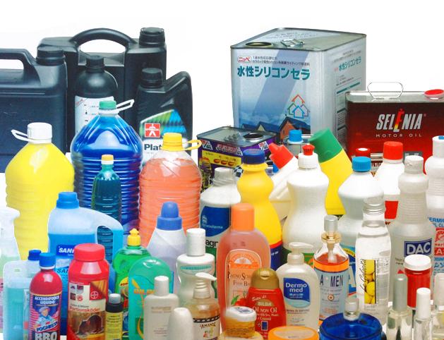 محصولات و مایعات شوینده غذایی آشامیدنی و دارویی