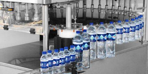 قیمت دستگاه های خط تولید آب معدنی توان صنعت